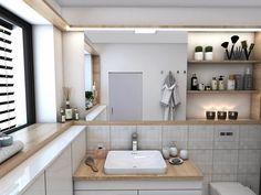 2 v 1 - Kristína Bedečová Double Vanity, Bathroom, Washroom, Full Bath, Bath, Bathrooms, Double Sink Vanity