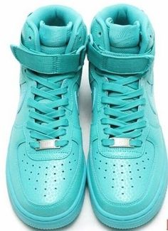 Nike Air Force 1 High Easter Light Retro Pastel Colors