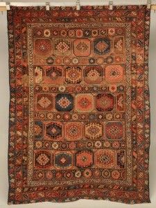 Antique Malayer Rug from Iran Country of Origin Iran Period Antique Price $5,900 Measurements Height: 79 inches Length: 56 inches Description