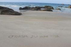 Yeah beach
