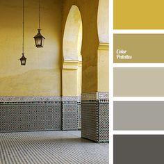 Color Palette No. 2760