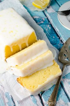 Ingredients: Prep Time: 10 mins Total Time: 50 mins  ½ cup butter, at room temperature 1 cup white sugar 3 eggs 2/3 cup yogurt 2 tablespoons fresh lemon juice 1 ta