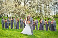 Maryland Spring Wedding: Laura + Robert   Emmaline Bride®