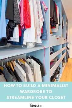 How to Build a Minimalist Wardrobe to Streamline Your Closet (and Your Life) ideas Wardrobe organization How to Build a Minimalist Wardrobe to Streamline Your Closet (and Your Life) Minimalist Wardrobe, Minimalist Fashion, Capsule Wardrobe, Wardrobe Staples, Wardrobe Organisation, Organization Ideas, Organizing, Fall Outfits, Fashion Outfits