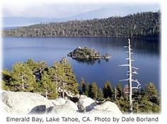 USGS Earth's Water: Lakes and Reservoirs