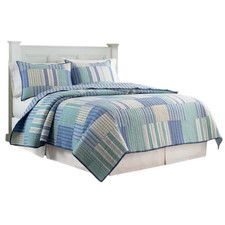 Belle Isle Quilt by Nautica