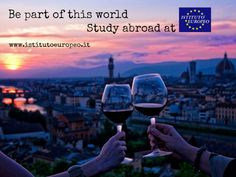 Study abroad in #Florence, #Italy #Firenze www.istitutoeuropeo.it
