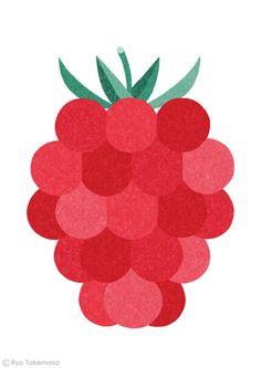 Aquafina FlavorSplash on Behance by Ryo Takemasa Art And Illustration, Vegetable Illustration, Food Illustrations, Illustration Fashion, Image Deco, Fruits Drawing, Tinta China, Affinity Designer, Design Graphique