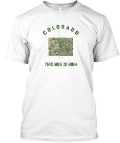 Colorado This Mile is High #420 #Colorado #CO #CSU #COSU #ColoradoState #COStateUniversity #CollegeHumor #ColoradoStateUniversity #COshirts #COHumor #COMemes #COSouvenirs #COMaps #ColoradoRockies #RockyMountains #MileHigh #Denver #ColoradoSprings #Boulder #ColoradoHumor #ColoradoSouvenirs #StonerHumor #Hemp #Nugs #Weed #Cannabis #Pothumor #WeedHumor #420Humor #StateMotto #Tee #Nugs #Slogans #MemeShirt #Memeshirts long sleeve #Tshirts #hoodies #mugs and #stickers By #TeeNugs #USA