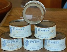 On the Eastern Shore of Virginia the pursuit of oysters isn't just confined to eating. There are plenty of oyster products to be had in local shops, from antique oyster cans, to handmade shucking knives and gorgeous oyster jewelry.
