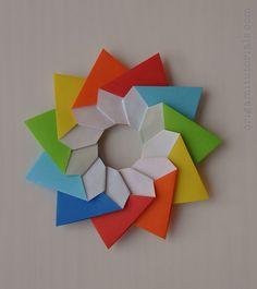 Origami Stella Della Mamma, Mother's Star, Video Tutorial