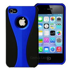 Two Piece Hard Case for Apple iPhone 4/4S