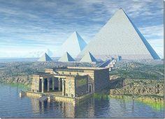 Пирамида Хеопса это единственное сохранившееся до наших дней чудо света из тех семи, что были изначально. И хотя вы можете на неё посмотреть и сейчас, вам всё равно не удастся посмотреть на её первоначальный вид. Вся пирамида была облицована полированной плиткой из белого известняка, она сверкала под суровым солнцем Египта. К сожалению, в 1300 году землетрясение ослабило крепление большинства плиток, и их разобрали на строительство мечетей