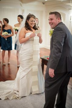 Unraveling your vows. Great American Weddings. >> http://www.greatamericancountry.com/packages/country-wedding-style?soc=pinterest