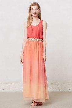 Ombre Horizon Dress
