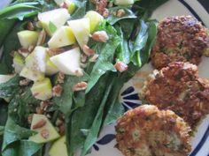 Tortitas de avena  Incluidas en Recetas fáciles y saludables para mamás ocupadas  www.CocinandoConRoxy.com