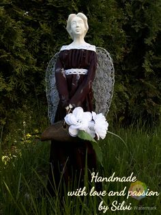 anioł, anioł paverpol, anioł powertex, anioł stróż, paverpol, poverpol angel, textile hardening,