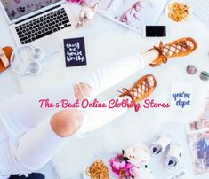 The 5 best online clothing websites you've never heard of.