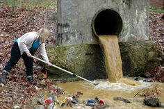 How Bad Is Water Pollution in America? Save The Bay, Safe Drinking Water, Water Pictures, Water Pollution, Water Quality, Chesapeake Bay, Water Systems, Environmental Science, Social Issues