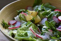 15 retete de salate pentru slabit sanatos. Salate delicioase si rapide – Sfaturi de nutritie si retete culinare sanatoase Slime, Lettuce, Health Benefits, Spinach, Cabbage, Food And Drink, Healthy Recipes, Homemade, Fresh