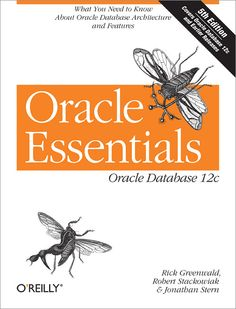 Ideal for novice and experienced DBAs, developers, managers, and users, Oracle Essentials walks you through technologies and features in Oracles product line, including its architecture, data structures, networking, concurrency, and tuning.  Complete with illustrations and helpful hints, this fifth edition provides a valuable one-stop overview of Oracle Database 12c, including an introduction to Oracle and cloud computing.