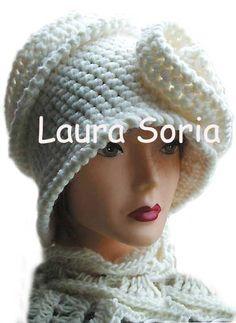 cloche uncinetto crochet wedding https://www.facebook.com/laura.soria.54