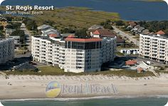 Awesome condos on the beach in Topsail Island, NC