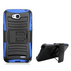 Great new everyone. CellJewel.com is having a sale on all Armor Cases with Combo Holster and Kickstand for the LG Optimus L90!!!