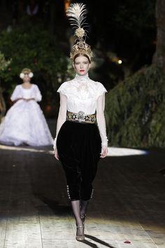 Défilé Dolce & Gabbana Alta Moda Automne-hiver 2015-2016 27