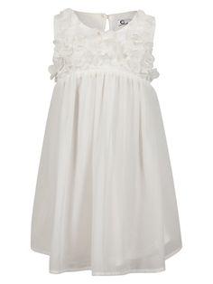 Kjole   7164019   Hvit   Cubus   Norge Girls Dresses, Flower Girl Dresses, Wedding Dresses, Fashion, Dresses Of Girls, Bride Dresses, Moda, Dresses For Girls, Bridal Wedding Dresses