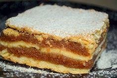Romanian Desserts, Romanian Food, Cookie Recipes, Dessert Recipes, Delicious Desserts, Yummy Food, Low Carb Pancakes, Dessert Drinks, Bakery
