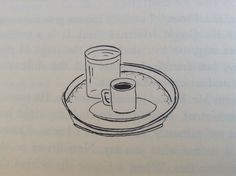 Vasiliu - Coffee (Forever Old, Forever New by Emily Kimbrough, Heinemann, 1965)