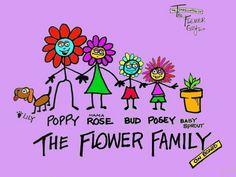 The Flower Family.