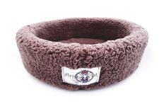 Beautiful Super Soft fluffy CAT Basket Hand Made in Cape Town