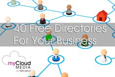 40 Free Business Directories : In-bound link building for SEO.