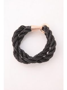 leather rope bracelets ++ bec brittain