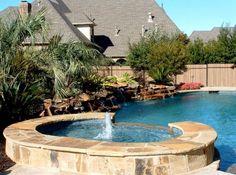Garden Swimming Pool Design