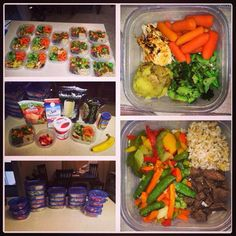 21 day fix meal plan food portions