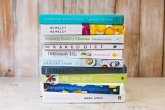 10 healthy cookbooks you need in your kitchen