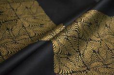 Dunska Satyna Bawelniana 100 Czarno Zlota 6745586191 Oficjalne Archiwum Allegro Gold Fabric Fabric Luxury Fabrics