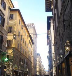 florence, such a familiar sight!
