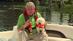 Boating Safely With Pets