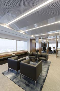 MKDC | ASX Office  | ASIENTA upholstered furniture | design by jehs + laub | #Wilkhahn | #asienta
