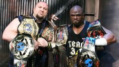 The Dudley Boyz Celebrate A Cool Anniversary Today