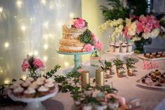Mesa de postres - dessert table wedding