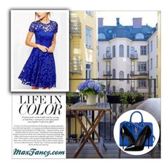 """""""MaxFancy"""" by water-polo ❤ liked on Polyvore featuring Yves Saint Laurent, Dolce&Gabbana and polyvoreeditorial"""