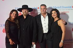 George Strait, Brad Paisley and More Help Raise Over $500 Million at T.J. Martell Gala