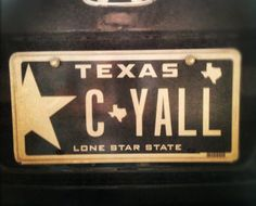 Check out some of the funny personalized license plates that are out there while you sit on the freeway during rush hour. Funny License Plates, Vanity License Plates, Licence Plates, Texas Independence Day, Texas Texans, Only In Texas, Texas Forever, Personalized Plates, Loving Texas