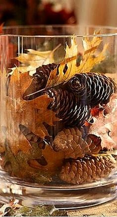 Fall Decor Ideas | p