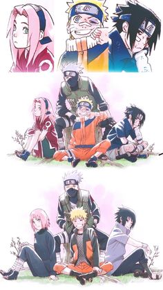 Team 7 past and present
